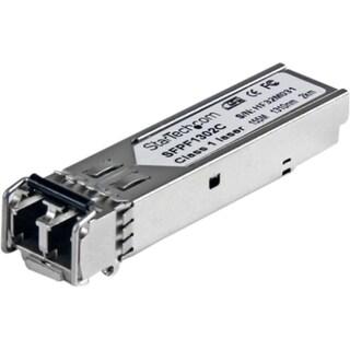 StarTech.com Cisco Compatible 100 Mbps Fiber SFP Transceiver Module M