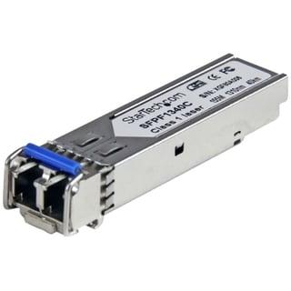 StarTech.com Cisco Compatible 100 Mbps Fiber SFP Transceiver Module S