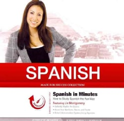Spanish in Minutes: How to Study Spanish the Fun Way: Library Edition