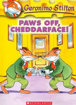 Paws Off, Cheddarface! (Paperback)
