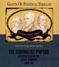 The Federalist Papers (CD-Audio)