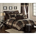 Carlton 10-piece Oversized Queen Comforter Set