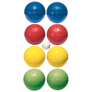 Franklin Sports Intermediate 100mm Bocce Set