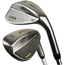 CX3 Black Chrome wedges 64 Degree