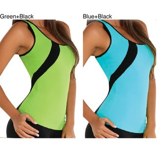 Fajate Women's Sport Racer Back Tank Top