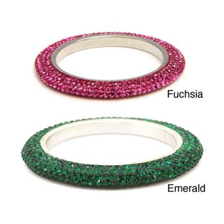 Calvina Emerald Bangle (India)