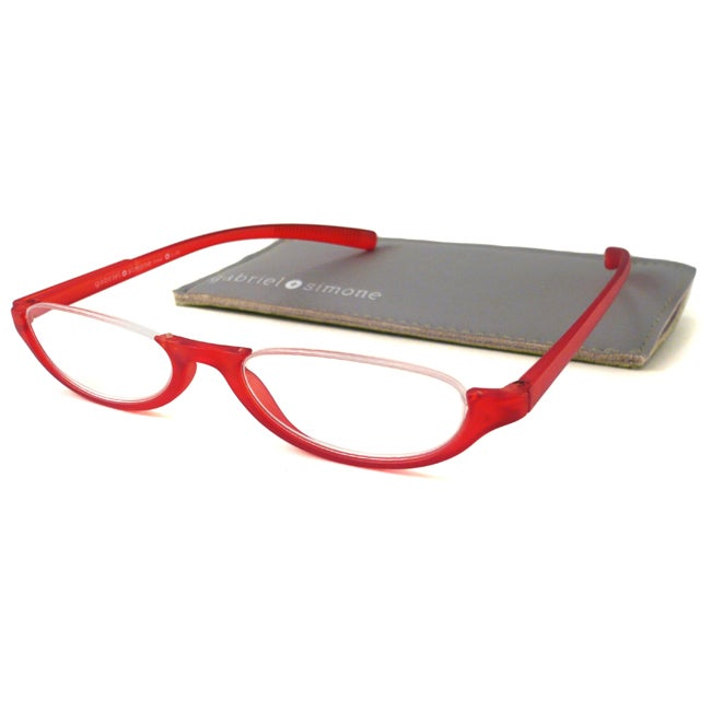 Gabriel+Simone Readers Women's 'Orsay' Red Reading Glasses