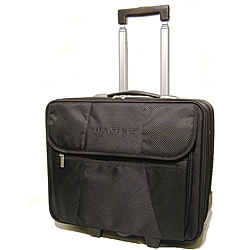 Imagine Eco-Friendly Overnight Laptop Trolley Case
