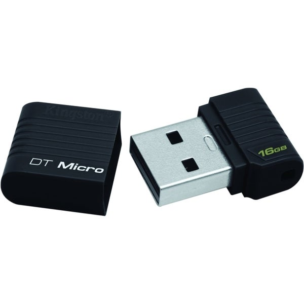 Kingston 16GB DataTraveler Micro USB 2.0 Flash Drive