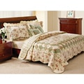 Bliss Ivory 5-Piece Full/Queen-size Quilt Set