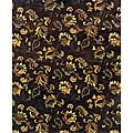 Evan Purple/ Grey Transitional Area Rug (5' x 8'3)