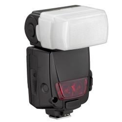 BasAcc White Flash Bounce Diffuser for Nikon SB600