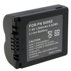 BasAcc Compatible Li-ion Battery for Panasonic CGA-S006/ CGR-S006