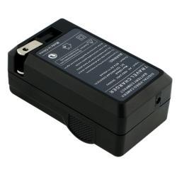 INSTEN Compact Battery Charger Set for Panasonic DMW-BCF10/ DMW-BCF10E