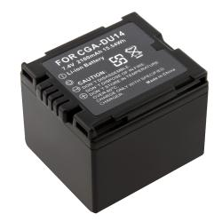 BasAcc Compatible Li-ion Battery for Panasonic CGA-DU12/ CGA-DU21