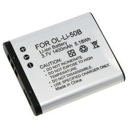 INSTEN Compatible Li-ion Battery for Olympus Li-50B