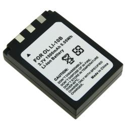 INSTEN Compatible Li-ion Battery for Olympus Li-10B/ Li-12B/ DB-L10
