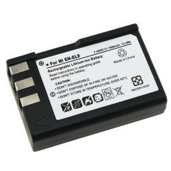 BasAcc Compatible Li-ion Battery for Nikon EN-EL9