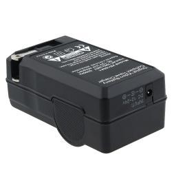 BasAcc Compact Battery Charger Set for Nikon EN-EL5