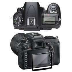 INSTEN 2-LCD Screen Protector Glass for Nikon D7000
