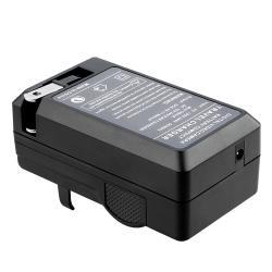 BasAcc Compact Battery Charger Set for Nikon EN-EL15