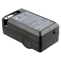 BasAcc Compact Battery Charger Set for Nikon EN-EL19