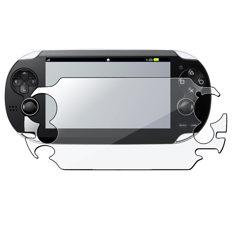 INSTEN Full Body Screen Protector for Sony Playstation Vita