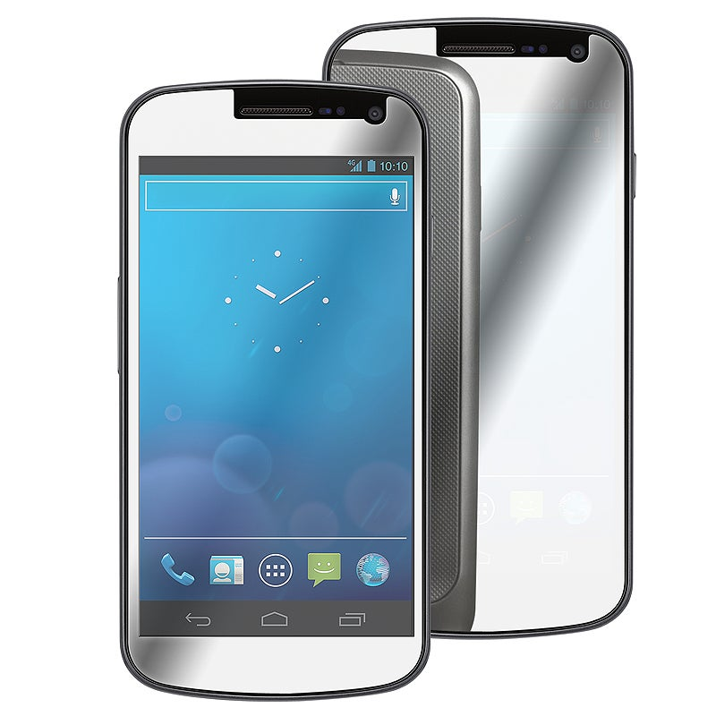 Mirror Screen Protector for Samsung Galaxy Nexus CDMA i9250