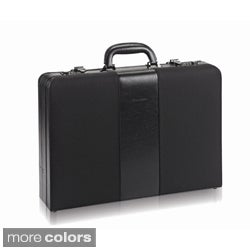 Solo Classic 17.3-inch Laptop Attache Briefcase