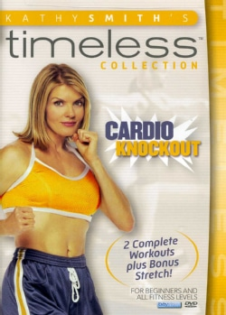 Kathy Smith Timeless Collection: Cardio Knockout with Bonus Tai Chi Stretch (DVD)