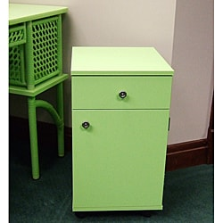 Arrow Sewing Green Suzi Sewing Storage Cabinet with Four Drawers