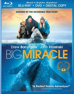 Big Miracle (Blu-ray Disc)
