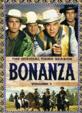 Bonanza: The Official Third Season Vol. 1 (DVD)