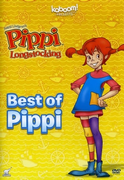 Pippi Longstocking: Best of Pippi (DVD)