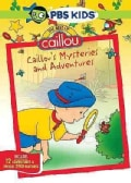 The Best Of Caillou: Caillou's Mysteries And Adventures (DVD)