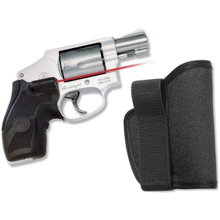 Crimson Trace Lasergrip Holster Smith and Wesson J-frame Round Butt Revolvers