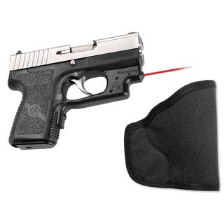 Crimson Trace Laserguard/ Holster for Kahr Arms 9mm/ .40 caliber Pistols