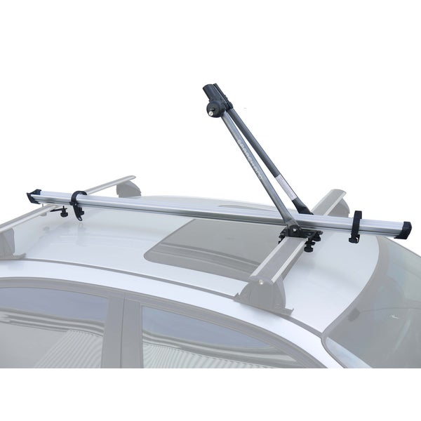 "SpareHand ""Linear VR-835"" Roof Mount Bike Carrier w/ Aluminum Rail"
