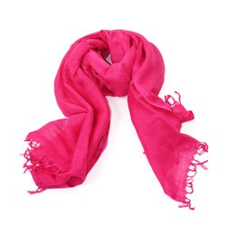 Saachi Lightweight Linen Scarf (India)