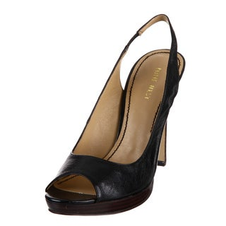 Nine West Women's 'Melbury' Peep-toe Slingback Heels