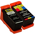 Sophia Global Dell 21 Compatible Black and Color Ink Cartridges (Pack of 2)