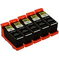 Sophia Global Dell 21 Compatible Black Ink Cartridges (Pack of 5)
