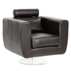 Contemporary, Faux Leather Chairs | Overstock.com: Buy Living Room