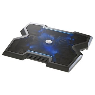 Cooler Master NotePal X3 - Gaming Laptop Cooling Pad with 200mm Blue
