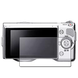 BasAcc Anti-Glare Screen Protector for Sony Alpha NEX 3/ NEX 5