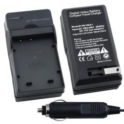 INSTEN Compact Battery Charger Set for Sony NP-FT1/ DAV-FR1