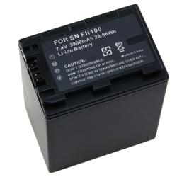 BasAcc Compatible Li-ion Battery for Sony NP-FH100/ NP-FH70