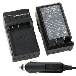 BasAcc Compact Battery Charger Set for Sony NP-BN1