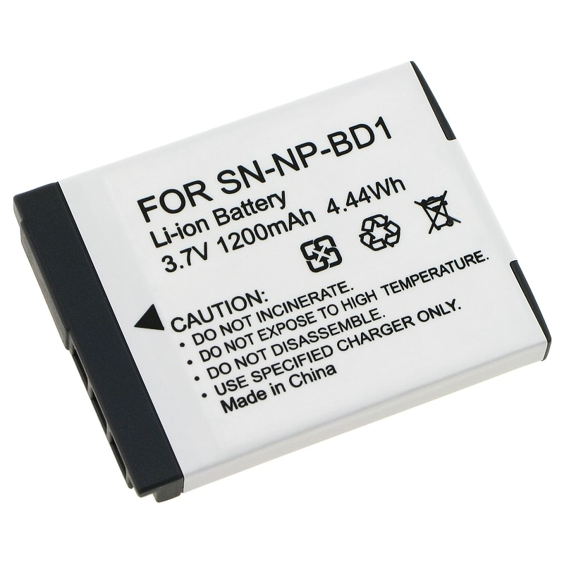 INSTEN Compatible Li-ion Battery for Sony NP-BD1/ FD1