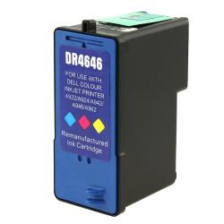 Dell 5/ M4646 Color Ink Cartridge (Remanufactured)